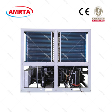 Refrigerador Industrial de Glicol para Plástico