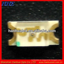 1206/0805 smd led datasheet ou especificação 1206 smd led specification