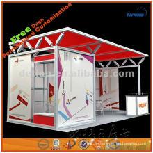 Ausstellungsstand Aluminium Ausstellungsstand für Messe Promotion und Vermietung