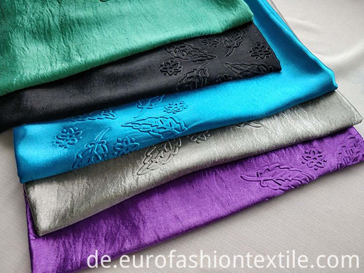 Duppion Satin Fabric