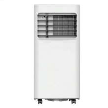 new design electric standing full screen touch control only cooling strong wind portable mobile air conditioner for living room