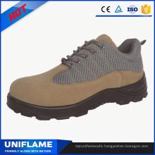 Brand Steel Toe Cap Safety Footwear, Men Work Shoes Ufa102