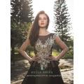 Neuer Entwurf plus Größenabendkleid-Pailletten-Illusionsansatz reizvolles Abendkleid imge
