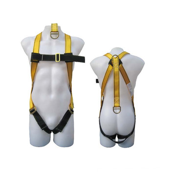 Hot Sale Industrial Polyester Working Full-Body Adjustable Safety Harness Belt