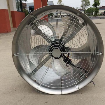 Fan Circulation Stainless Steel untuk Ventilate