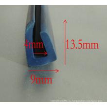 EPDM Экструзионная резиновая лента U-канала