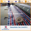 Pond Lake Aterro Sanitário Bentomat Gcl Geosynthetic Clay Liner (3000-7000G / M2)