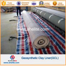 Forro de Argila Geossintético Bentonita para Perfuração de Poço de Petróleo