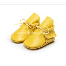 Indoor Leder Baby Kleinkind Schuhe