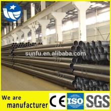 Grossiste de tuyau d'acier soudé / peint Q345B en Chine