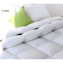 Cheap Price White Color Patchwork Bed Quilt F1809