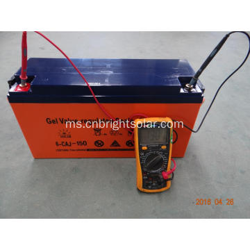 Solar Street Light Battery 150AH
