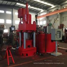 Automatic Metal Scrap Swarf Chips Briquette Hydraulic Press