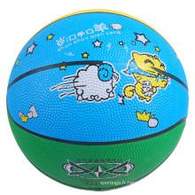 2017 YONO produit chaud taille 7 6 5 4 3 2 basket en caoutchouc promotionnel personnaliser votre propre basketball enfants basketball