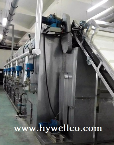 Color Pigment Dryer