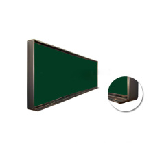 2015 Hot-Selling Magnetic Shcool Green Chalk Board with Aluminium Frame