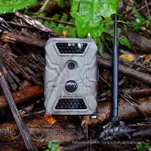 Caméras infrarouges de traînée sans fil de vision nocturne de 12MP GPRS 940nm / 850nm