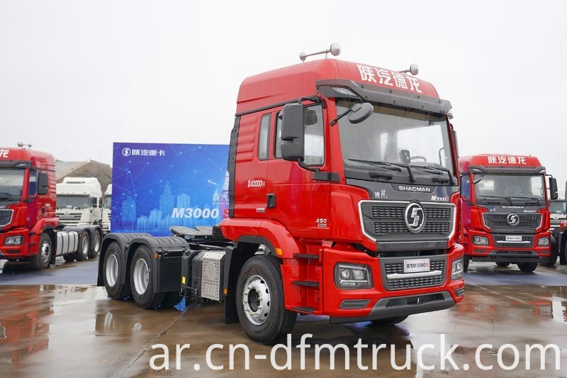 Shacman M3000s 460hp 6x4 Tractor Truck