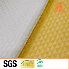 Polyester Quality Jacquard Triangle Design Wide Width Table Cloth