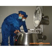 High Efficiency GHL Super Mixing Granulator