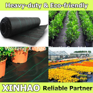 Ground Cover and Weed Barrier with Heavy Duty