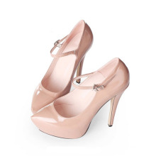 New Style High Heel Fashion Ladies Dress Shoes (HCY02-620)