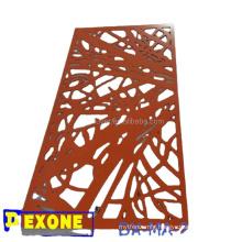 metal decor fenc Fencing Panels for Decorative Metal Screen Fencing