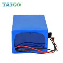 Rechargeable Deep Cycle Lithium 17s7p 62.9v 17.5ah Battery Pack For Electric Scooter Old Man Low Speed Car
