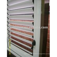 Profilé en aluminium à persiennes / aluminium