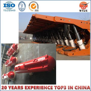 Mining Equipment Support Telescopic Hydraulic Cylinder