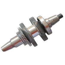 Eixo de manivela da maquinaria agrícola do baixo preço 170F, eixo de manivela do motor