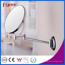 Fyeer Double Side volume de negócios dobrável espelho de maquiagem de parede (M0128)