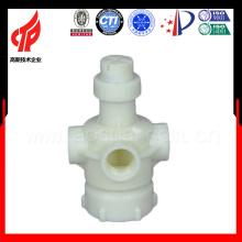 1,5 pouces 4 trous Matériau ABS tête d'arrosage pour refroidisseur tour distribution d'eau
