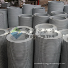FORST Suzhou Factory Price Steel Cartridge Filter End Cap Manufacture