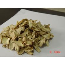 venda quente de gengibre desidratado natural