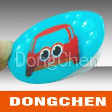 Coaster de la taza del nuevo diseño 3D Lenticular / cojín de ratón