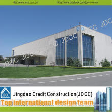 High Quality Galvanization Light Steel Structure Factory Building