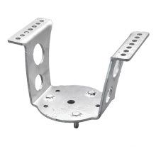 Precision stamping mounting bracket sheet metal stamping