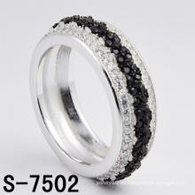 Nuevo anillo de plata de la joyería de la manera de los estilos 925 (S-7502. JPG)