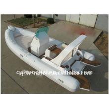 CE-heiße aufblasbare PVC oder Hypalon RIB680A Boot verwendet 2011 jetzt