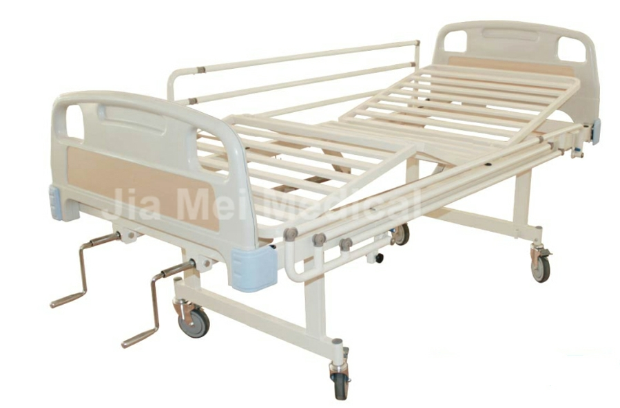 manual adjustable crank bed