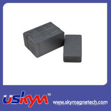 Super Strong Hard Permanent Ferrite Magnets avec vente