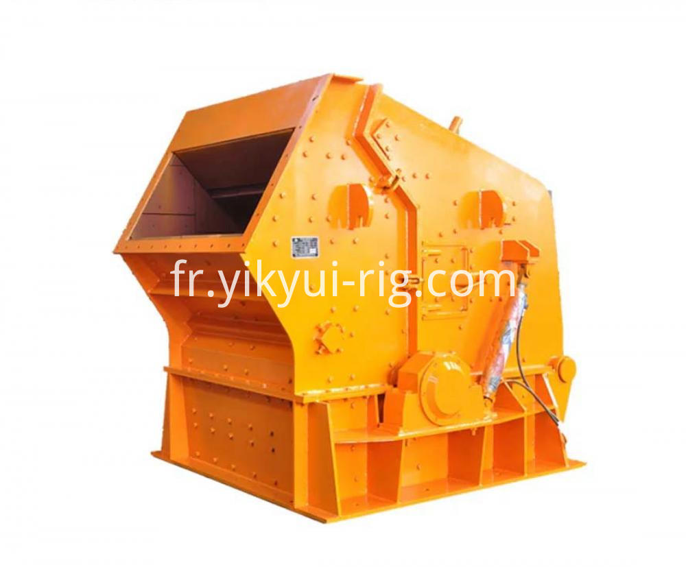Fine Crushing Machine Aggregate Mining Ore Rock Impact Crusher 6