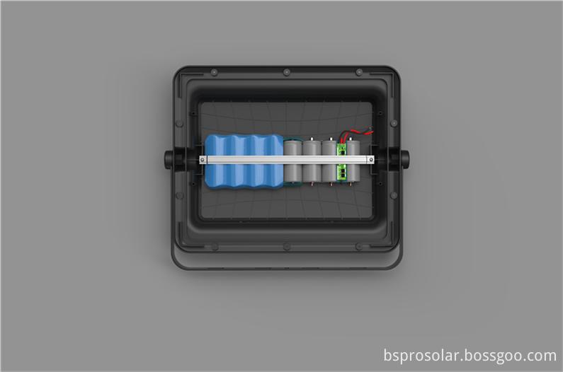 Solar Motion Detector Flood Lights