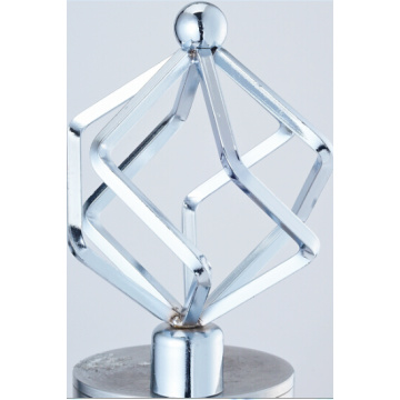 Hot Sale Iron Curtain Rod Finial