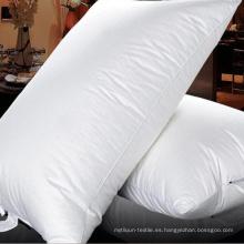 Almohada Hollowfibre barata del hotel del tamaño estándar