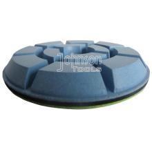 Coussin humide et humide de 100 mm pour béton