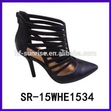 Últimas sandalias de las señoras diseña sandalias 2015 sandalias del gladiador