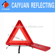 CY Warning Triangle Safety Kit Plastic Box