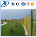 Square Post Iron Welded Mesh Wire Mesh
